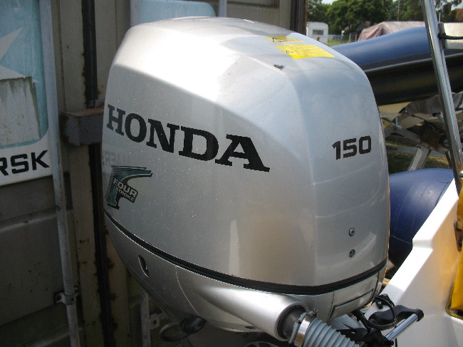 Honda outboard servicing eastbourne hastings rye for Honda outboard motors for sale used