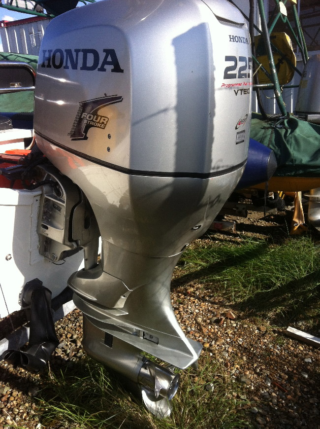Honda Outboard Servicing  Eastbourne, Hastings, Rye, Folkestone, Dover